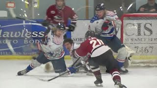 Great Falls Americans need overtime to take down Bozeman in playoffs