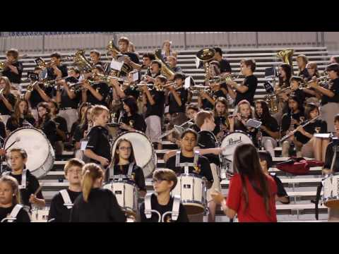 Gimme Some Lovin' - Hampton Cove Middle School Band - 2013