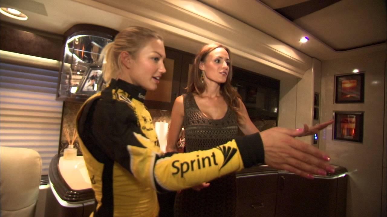 Nascar Inside Access Coach Tour With Samantha Busch