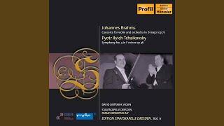 Symphony No. 4 in F Minor, Op. 36: III. Scherzo: Pizzicato ostinato - Allegro