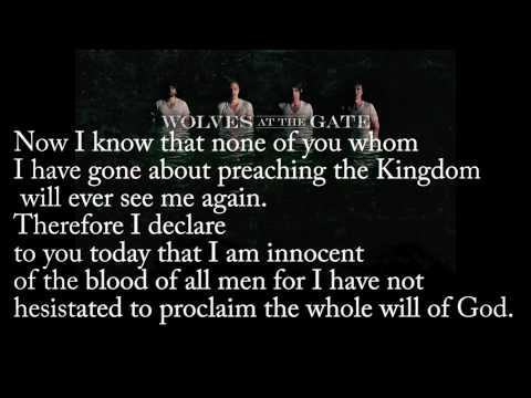 We have a gospel to proclaim lyrics