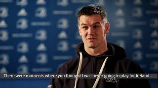 Johnny Sexton on his career and mindset towards life outside rugby