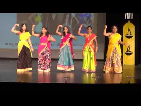 TEAM 2016 Diwali Celebrations - Cine Music Dance