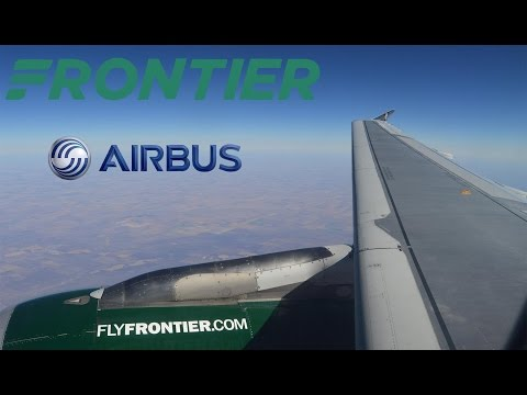 TRIP REPORT: Frontier Airlines | Dallas (DFW) to Denver (DEN) | A319 | F9 125 | Economy