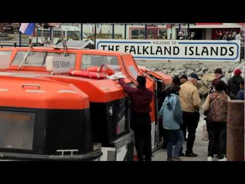 Falkland Islands Jetty Centre