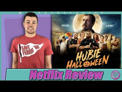 Hubie Halloween review: Netflix's new Adam Sandler movie is ...