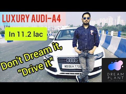 Second hand Audi A4 Luxury Car in #Kolkata|#carcastle#dreamplant# 2021