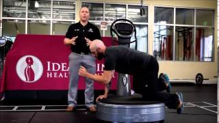 Back Pain Relief Exercises - Bird Dog Part 2 - Ideal Spine Health Center In Eagle / Boise Idaho