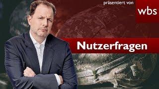 Kann die Wehrpflicht wieder eingeführt werden?   Nutzerfragen Rechtsanwalt Christian Solmecke