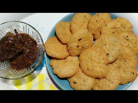 Suhali-A Namkeen Snack,Suhali Recipe in hindi,Salty Namkeen,Easy Mathri Recipie,Simple Snack-Mathri