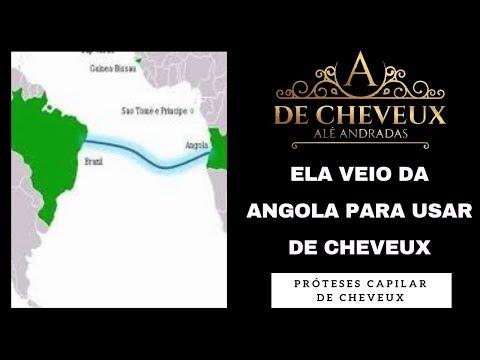 Cliente veio da Angola - Full Lace de Alta Qualidade- Alê Andradas De Cheveux - Tel: 112594-5137