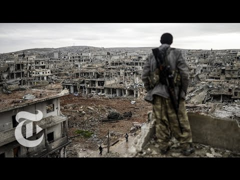 6 Years of Civil War in Syria | The New York Times