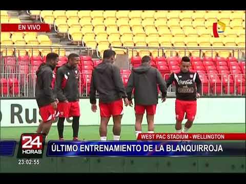 Así luce el estadio de Wellington a un día del partido de Perú vs Nueva Zelanda (4/4)