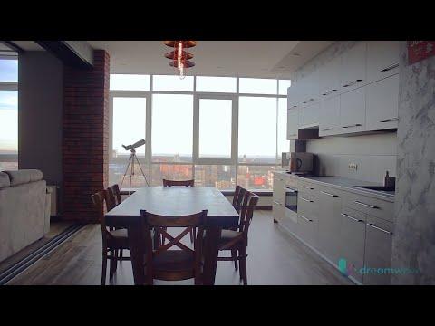 Ремонт квартиры в стиле лофт и минимализм в г. Ставрополь. Home Renovation In Loft Design.