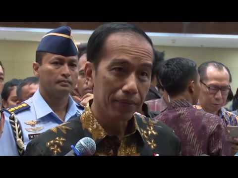 Keterangan Presiden Jokowi Mengenai Penerimaan Negara Dari Amnesti Pajak