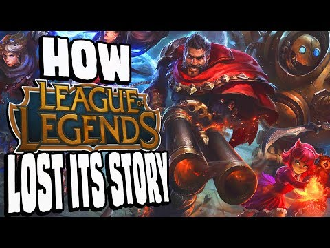 Why League of Legends ERASED its own story thumbnail