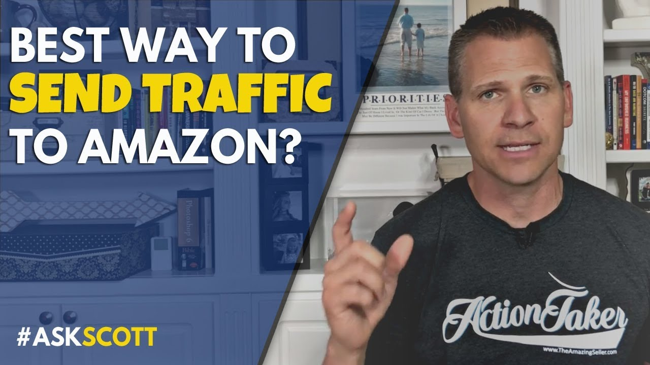 How To Send Traffic to my Amazon FBA Using a Wordpress Pretty Link?