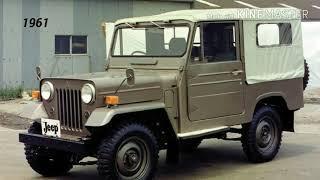 """"""" Mitsubishi Jeep """" the best japanese Vehicle"""