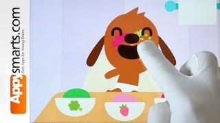 Sago Mini Babies - app trailer/gameplay