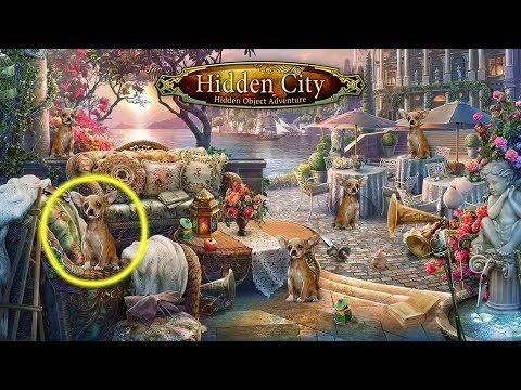 Hidden City®: Hidden Object Adventure for Google Play, November 2019
