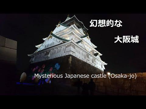 大阪ナイトウォーク/Japanese Osaka event (Osaka night walk)/.