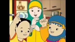kartun anak islami muslim indonesia Aku Bisa Makan Sendiri - Stafaband