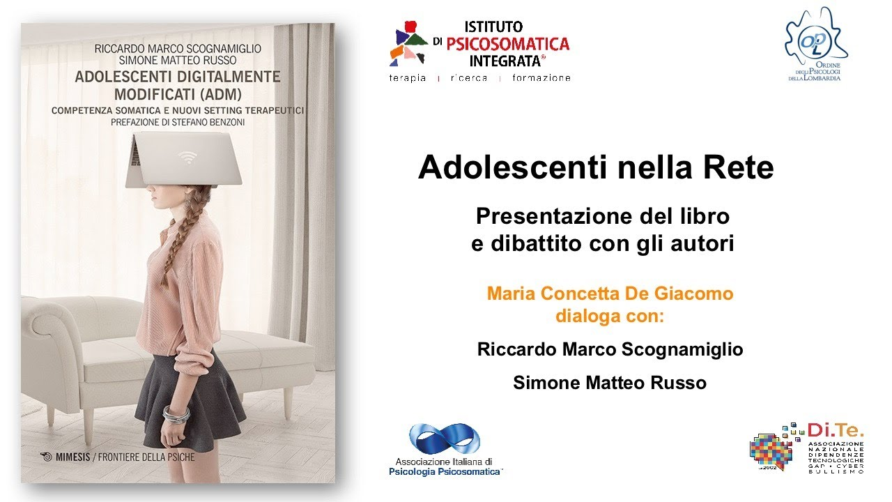 Adolescenti Digitalmente Modificati