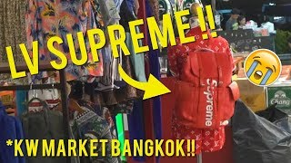 HUNTING BARANG KW DI BANGKOK!! #ROYALTRIP