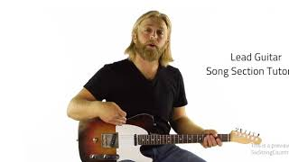 Download When It Rains It Pours Guitar Lesson and Tutorial - Six String Country MP3 song and Music Video