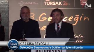 Ahmet Misbah Demircan - Sinema Tarihimiz Beyoğlu'nda başladı