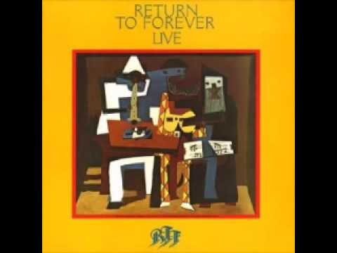 The Musician - Return To Forever Live