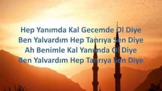Rafet El Roman - Yanımda Kal 2011 Turkish Lyrics (sözleri) by JustLyrical4You