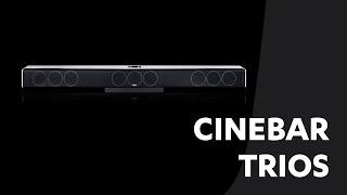 Das Cinesystem Trios von Lautsprecher Teufel