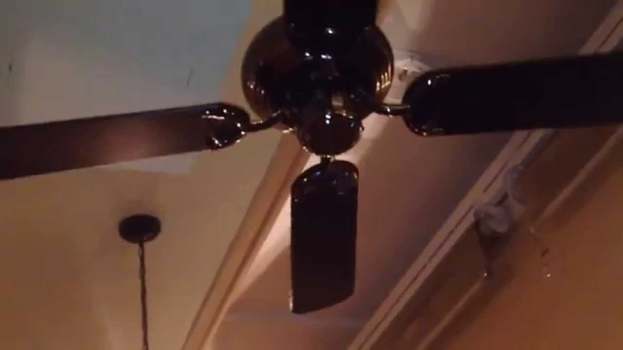 "various smc ceiling fans and 20"" windy high velocity floor fans"