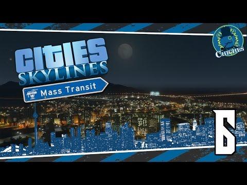 Cities Skylines: Mass Transit #6 ¡Más Madera! | en español