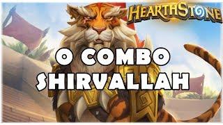 HEARTHSTONE - O COMBO SHIRVALLAH! (STANDARD OTK LOA PALADIN)