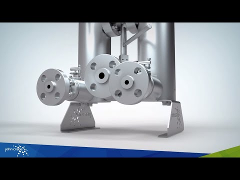 John Crane Optimized Seal Gas Filtration for API 692