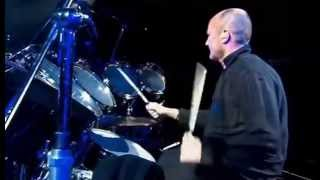 PHIL COLLINS (Solo de bateria) HD