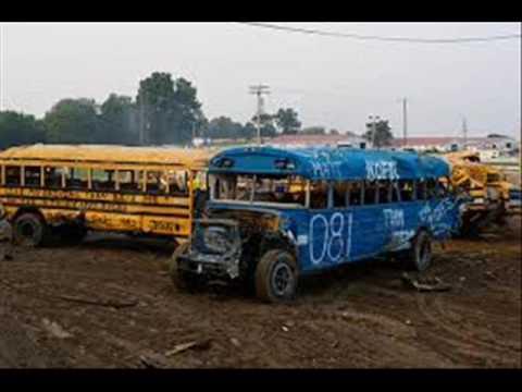 Autobus da demolire