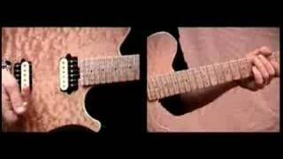 AFG - Bars 62/66 - String Skipping - Execution