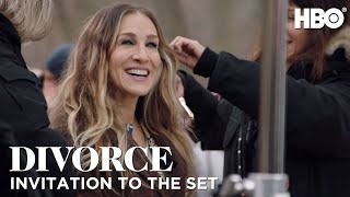 Divorce: Invitation to Set with Sarah Jessica Parker and Thomas Haden Church | HBO