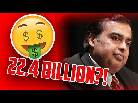 TOP 5 THE RICHEST BILLIONAIRES IN INDIA
