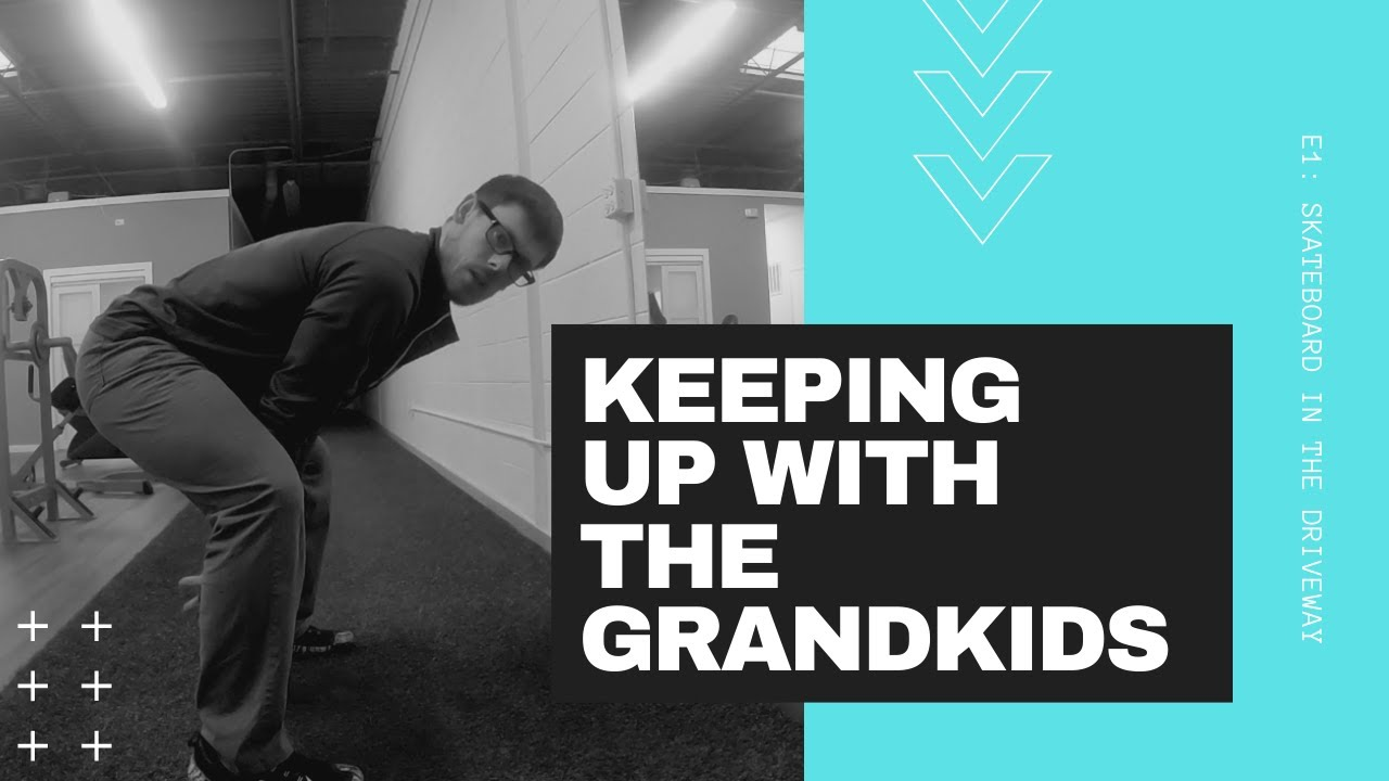 Keeping up with the grandkids