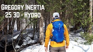 Gregory Inertia 25 3D-Hydro - Tested & Reviewed