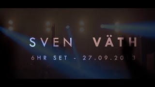 Sven Väth at Another Party London 2013