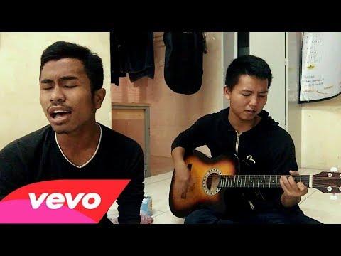 Atmosfera-Berakhirlah Sudah (Acoustic Cover by Sahrom & Ocet)