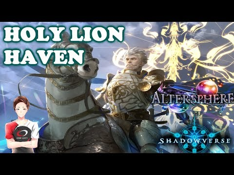 The Animal Kingdom (Lion Haven)   Rotation   Deck + Gameplay 【Shadowverse】
