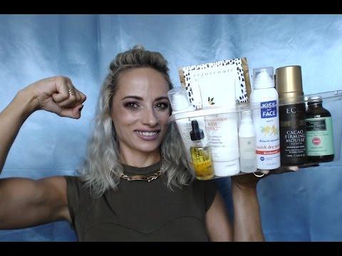 Natural & Organic Beauty HAUL (Lamorosa Cometics,Han Cosmetics,Eccobella,etc)