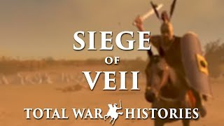 Siege of Veii 396 BC  | Gallic Invasion of Rome (Part 1)