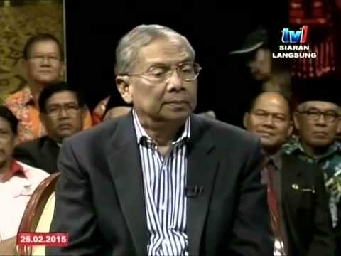 Chief Minister Of Sarawak Interview TV1